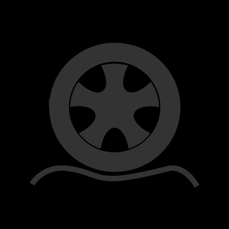 i-Ryde Icon Rollen auf schlechtem Untergrund