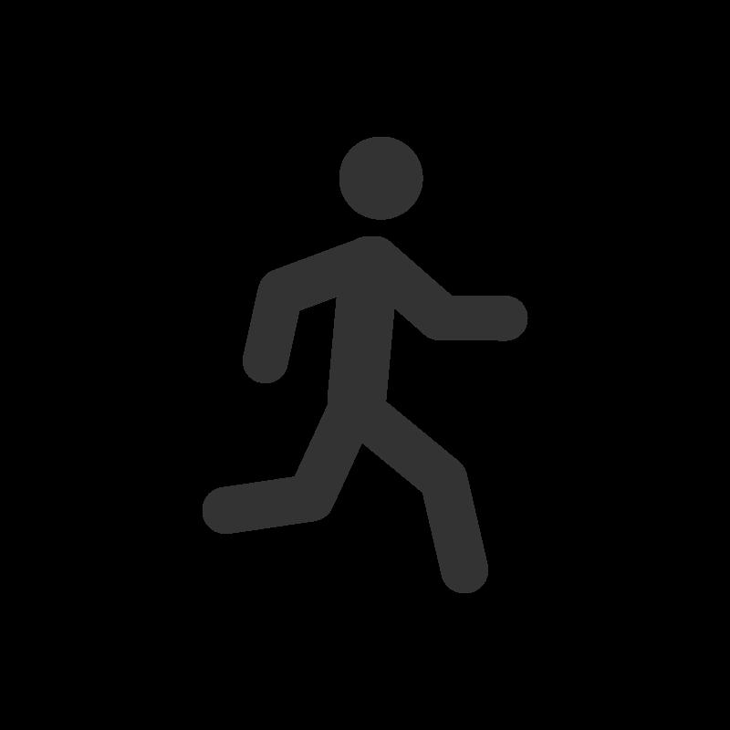 i-Ryde Icon Schritt halten